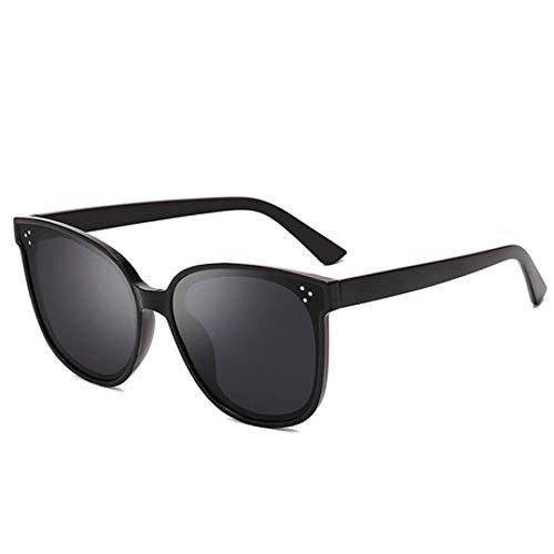 SPFAZJ Sonnenbrillen New Net Rot mit der gleichen Sonnenbrille, Mode Männer und Frauen, Universal Sonnenbrille