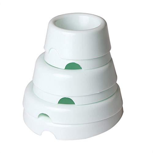 Fliyeong Premium Qualität 6 Stücke Blume Fondant Form Cups Form Trockenform Trocken Gumpaste Icing Kuchen Dekorieren Kit Werkzeuge -