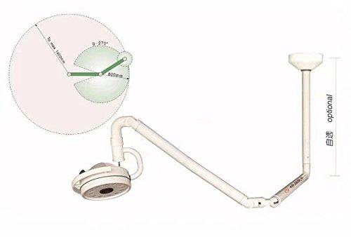 bonew-oral 36W 360rotación lámpara de luz LED para techo quirúrgico examen Shadowless 1000mm