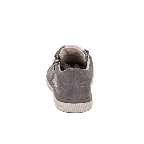 Lurchi Salina-iii, Baskets Basses fille gris clair