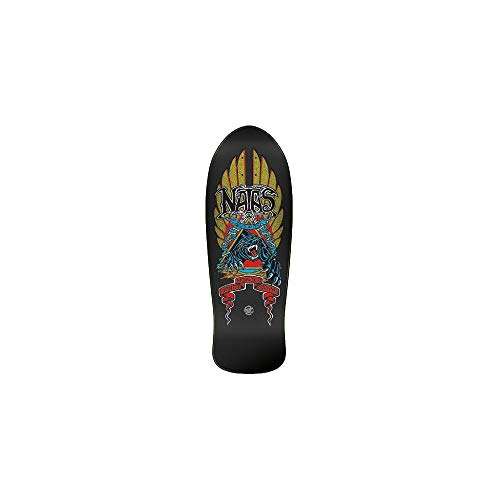 Santa Cruz Skateboard Deck Natas Panther Metallic Reissue 10.5'' Sk