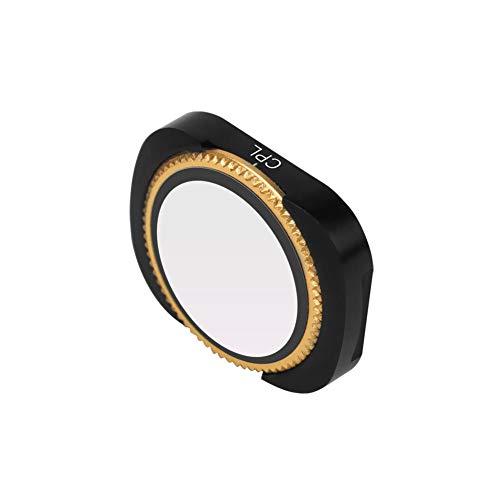 Deylaying Einstellbar CPL Zirkulares Polarisieren Linsen Filter für DJI OSMO Pocket - Optisches Glas Kamera Linsen Filter