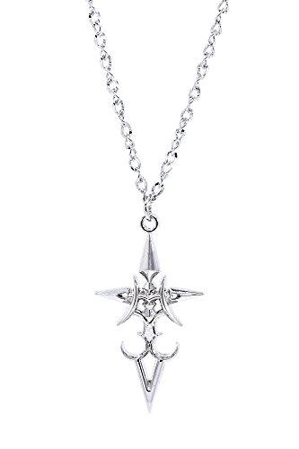 De-Cos Fate/Zero Cosplay Saber King Arthur Command Spell Pendant Necklace (Arthur Kostüme)