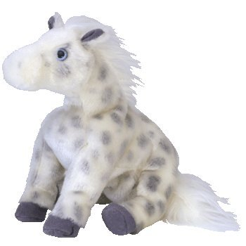 LIGHTNING THE HORSE   TY BEANIE BABIES TOY