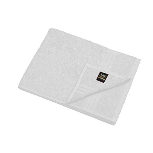 Myrtle Beach Handtuch in flauschiger Walkfrottier-Qualität (white)