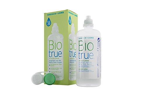 Bausch & LombBiotrue Pflegemittel für weiche Kontaktlinsen, Einzelflasche, 300 ml
