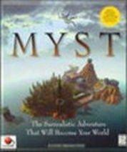 CD myst (PC) (TLC)