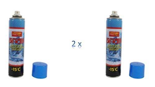 Conny Clever Scheiben Enteiser Scheibenenteiser Spray Sprühdose 300ml 2 Kaufen einmal bezahlen hier wird gespart