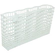 Zanussi blanco–Cesta de cubiertos para lavavajillas ((Genuine número de pieza 1520726074)