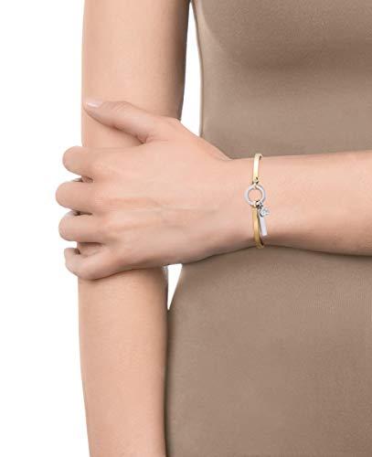 Imagen de viceroy pulsera fashion 75140p01012 acero bitono con circonita alternativa