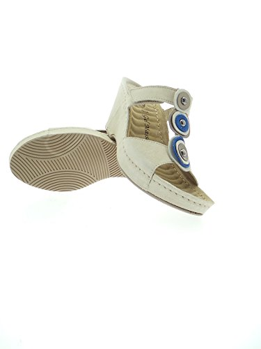 Grunland PUSH Sandalo Donna Ghiaccio