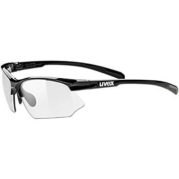 Uvex Sportstyle 802 Vario Gafas de Ciclismo, Unisex Adulto