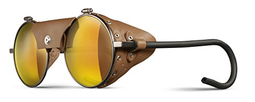 Julbo Vermont Sonnenbrille Herren, Herren, Vermont, Laiton/Coques Fauve, one Size