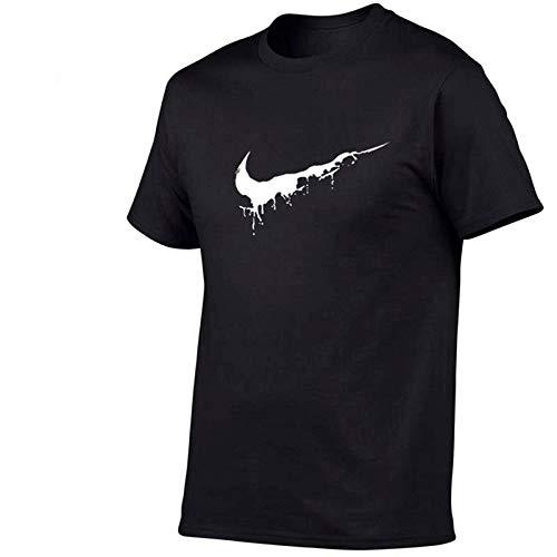 ZCYTIM Neuheiten Casual Männlichen T-Shirts Mann Nur Brechen 3D Druck Männer T Shirts Mode Benutzerdefinierte Grafik Tees Japanischen Mann t-Shirt