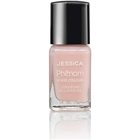 JESSICA Pink-A-Boo Phenom Nail Colour