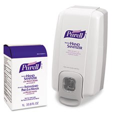 GOJ2156D1 - NXT SPACE SAVER Hand Sanitizer Dispenser and Refill by Purell