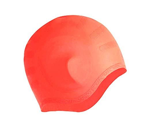 *Los cinturones de natación con orejas bien dotadas de protección adicional durante la natación ayudan a mantener la posición de los tapones auditivos.También sirve para ducharse y bañarse. La moda,el medio ambiente,el olor.Como el silicona de calida...