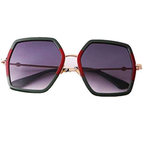 Jingchen Sonnenbrillen Für Frauen Polarized Brillen Mit Großen Runden Gesichts - Und UV -Travel Brillen