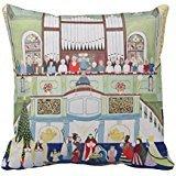 Mousehole Methodist Chapel Cornwall Pillow Case