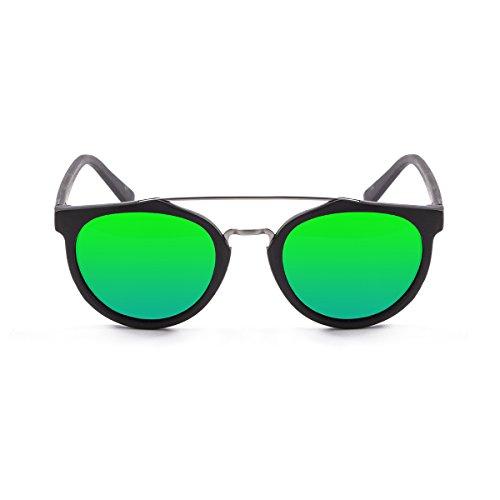 Ocean Classic I Sonnenbrille Unisex Erwachsene, schwarz matt