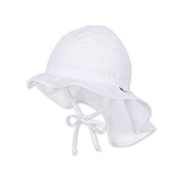 Sterntaler Sombrero con Protección De Cervicales Sombrero 1