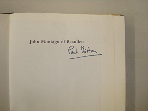 John Montagu of Beaulieu, 1866-1929: Motoring Pioneer and Prophet por Paul Tritton