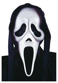 iller Kostümzubehör Halloween schwarz-Weiss ()
