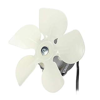 ExcLent 35W 220V Kühlschrank Evaporator Freezer Fan Motor Set Ersatzteil-35W