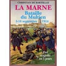 La Marne, Bataille du Multien 5-10 septembre 1914