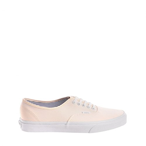 Vans U Authentic , Baskets mode mixte adulte Ecru