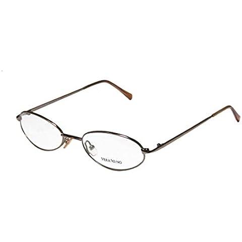 Vera Wang V41Womens/Ladies Rx-able Durable funda full-rim gafas/gafas