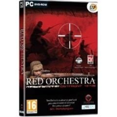 RED ORCHESTRA PC DVD