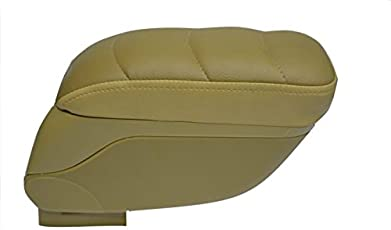 Roger Console ARM Rest for Cars (Beige, Cusharm Beige)
