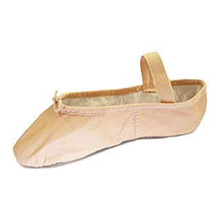 Bloch S0209 Pink Arise Leather Ballet Shoe EU 35.5, UK 2.5 B