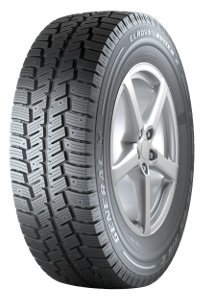 Pneumatici gomme invernali general tire eurovan winter 2 215/70r15c 109/107r tl 8pr m+s