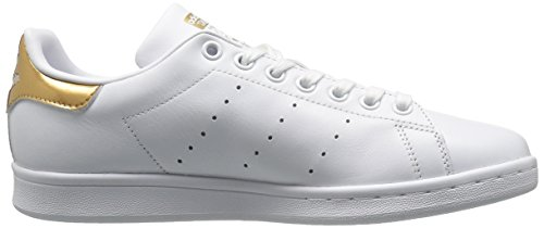 Adidas Womens Stan Smith Leather Trainers White/White/Supplier Colour