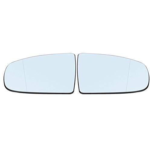 SEAT TOLEDO verre Chauffable Miroir Convexe Miroir De Verre Droit Pour Skoda Rapid