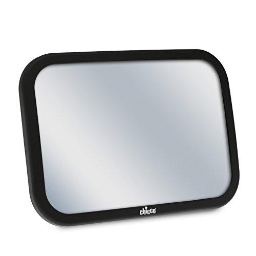 Chicco 06079587950000 - Espejo para asiento trasero, color negro