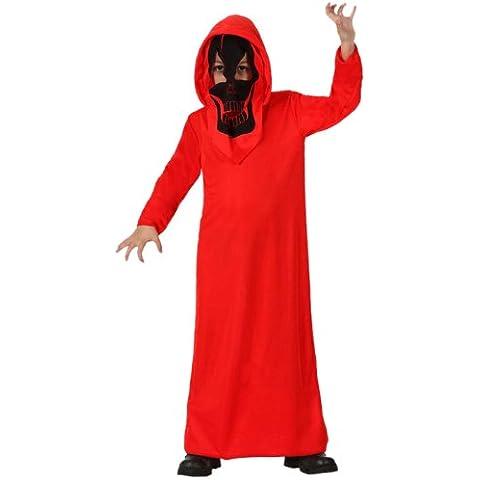 Atosa - Disfraz de diablo para niña, talla 3 - 4 años (8422259149620)
