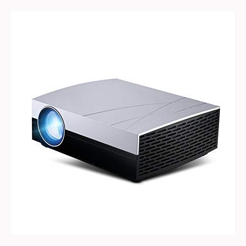 Full HD-Heimkino DLP-Projektor für Spiele Unterstützte drahtlose Projektion Vertikale Trapezkorrektur (3500 Lumen, 1080p, HDMI, Lautsprecher)