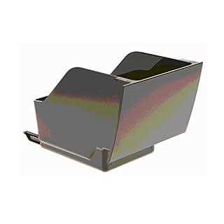 DeLonghi Satzbehälter Tresterbehälter ECAM schwarz für 22-23-24 Serie