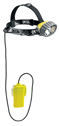 Preisvergleich Produktbild Petzl Stirnlampe Duobelt LED 14 Stirnlampe