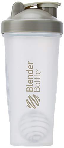 BlenderBottle Classic Shaker per frullati di proteine Bottiglia per Acqua Borraccia BlenderBall 820 ml