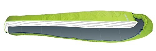 Sea to Summit Voyager Vy3 Sleeping Bag Regular lime Ausführung rechts 2016 Mumienschlafsack - 2