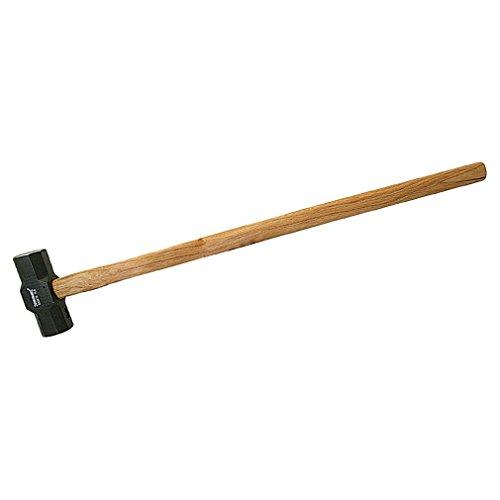 Silverline 633673 - Maza con mango de madera maciza (3,18 kg)