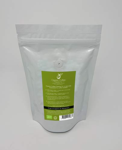Organic Enema Coffee, Organic Coffee Cleanse Company, 227g (Green Raw Coffee Enema)