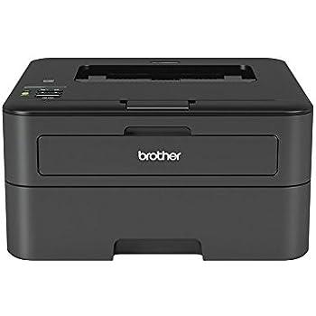 Brother HL-L2365DW - Impresora láser monocromo (con red cableada, WiFi e impresión automática a doble cara)