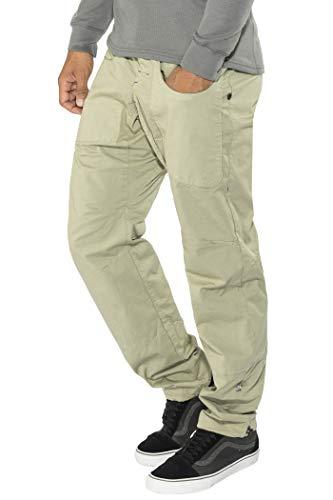 78727273c0e E9 Blat 1 - Pantalon Long Homme - Gris Modèle S 2018