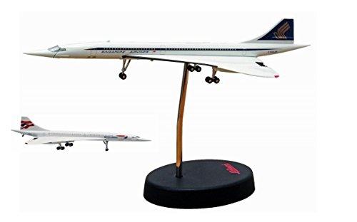 maquette-british-airways-singapore-airlines-en-metal-1-250-nez-mobile