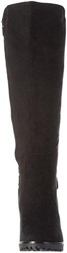 Supremo 1620612, Bottes Hautes femme Noir - Noir